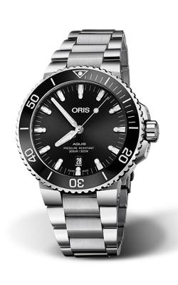 Oris Diving Aquis Date Watch 01 733 7730 4134-07 8 24 05PEB product image