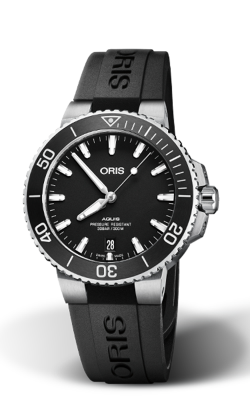 Oris Diving Aquis Date Watch 01 733 7732 4124-07 4 21 64FC product image