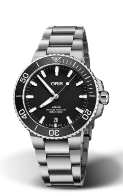 Oris Diving Aquis Date Watch 01 733 7732 4124-07 8 21 05EB product image