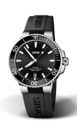 Oris Diving Aquis Date Watch 01 733 7732 4134-07 4 21 64FC product image