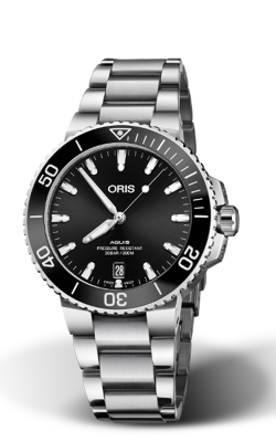 Oris Diving Aquis Date Watch 01 733 7732 4134-07 8 21 05PEB product image
