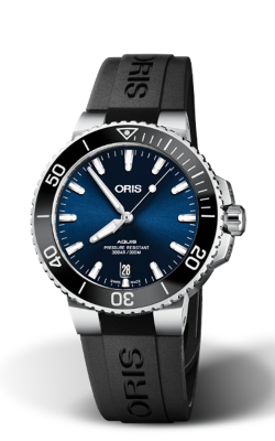 Oris Diving Aquis Date Watch 01 733 7732 4135-07 4 21 64FC product image