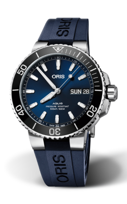 Oris Diving Aquis Date Watch 01 752 7733 4135-07 4 24 65EB product image