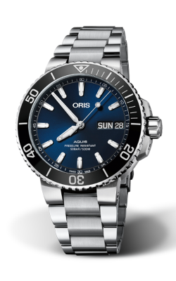 Oris Diving Aquis Date Watch 01 752 7733 4135-07 8 24 05PEB product image