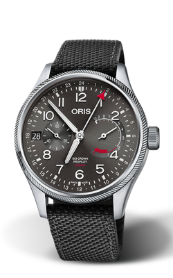 Oris Calibre 114 Watch 01 114 7746 4063-SET 5 22 15FC product image