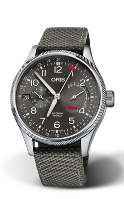 Oris Calibre 114 Watch 01 114 7746 4063-SET 5 22 17FC product image