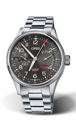 Oris Calibre 114 Watch 01 114 7746 4063-Set 8 22 19 product image