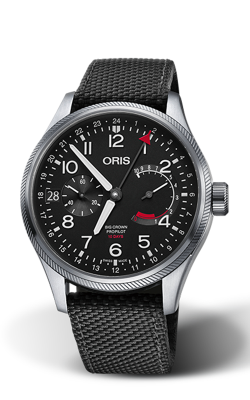 Oris Calibre 114 Watch 01 114 7746 4164-SET 5 22 15FC product image