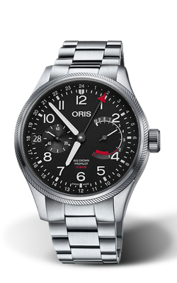 Oris Aviation Big Crown ProPilot Calibre 114 Watch 01 114 7746 4164-Set 8 22 19 product image