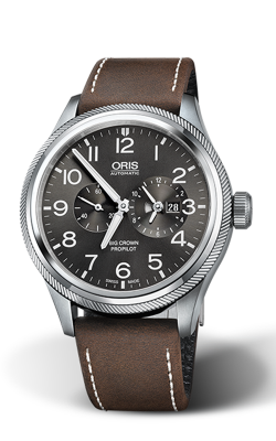 Oris Aviation Big Crown ProPilot Worldtimer Watch 01 690 7735 4063-07 5 22 05FC product image