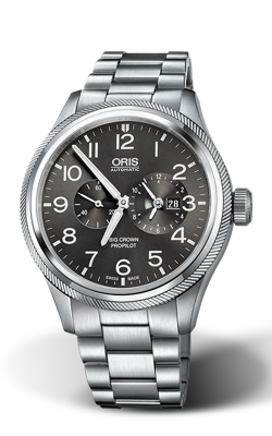 Oris Worldtimer Watch 01 690 7735 4063-07 8 22 19-1 product image