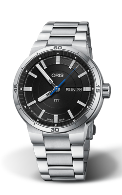Oris TT1 Day Date Watch 01 735 7752 4154-07 8 24 08 product image