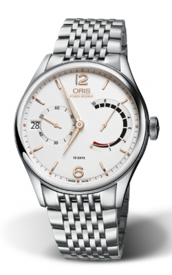 Oris Calibre 111 Watch 01 111 7700 4021-Set 8 23 79 product image