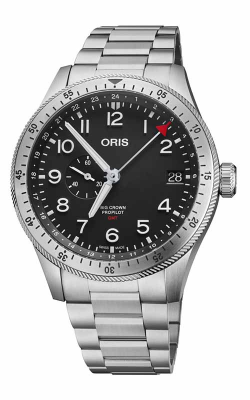 Oris Timer GMT Watch 01 748 7756 4064-07 8 22 08 product image