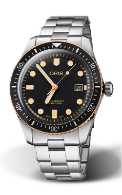 Oris Divers Sixty-Five  Watch 01 733 7720 4354-07 8 21 18 product image
