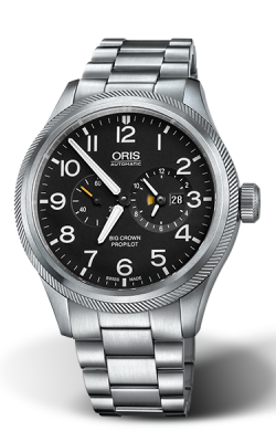 Oris Worldtimer Watch 01 690 7735 4164-07 8 22 19-1 product image