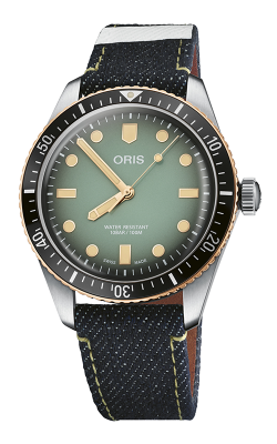 Oris X Momotaro Watch 01 733 7707 4337-Set product image