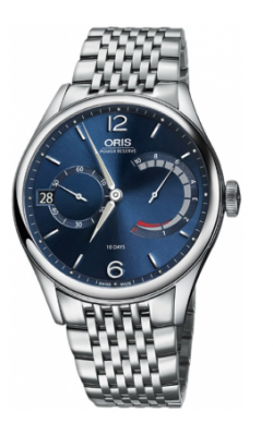 Oris Calibre 111 Watch 01 111 7700 4065-Set 8 23 79 product image