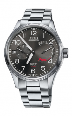 Oris Calibre 111 Watch 01 111 7711 4163-07 8 22 19 product image