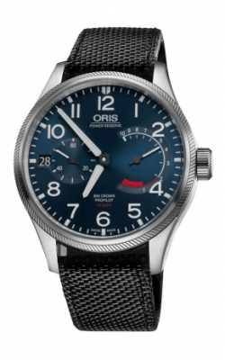 Oris Calibre 111 Watch 01 111 7711 4165-07 5 22 15FC product image