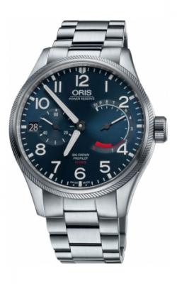 Oris Calibre 111 Watch 01 111 7711 4165-07 8 22 19 product image