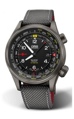 Oris Altimiter Rega Watch 01 733 7705 4264-Set 5 23 16GFC product image