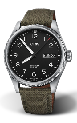 Oris Big Day Date Watch 01 752 7760 4164-07 3 22 02LC product image