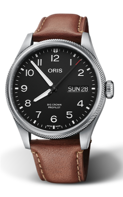 Oris Big Day Date Watch 01 752 7760 4164-07 5 22 07LC product image