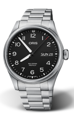 Oris Big Day Date Watch 01 752 7760 4164-07 8 22 08 product image