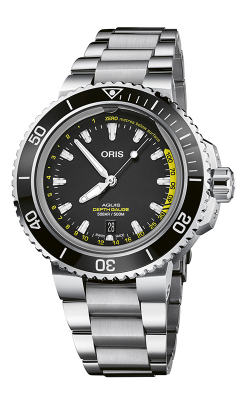 Oris Aquis Depth Gauge 01 733 7755 4154-Set MB product image