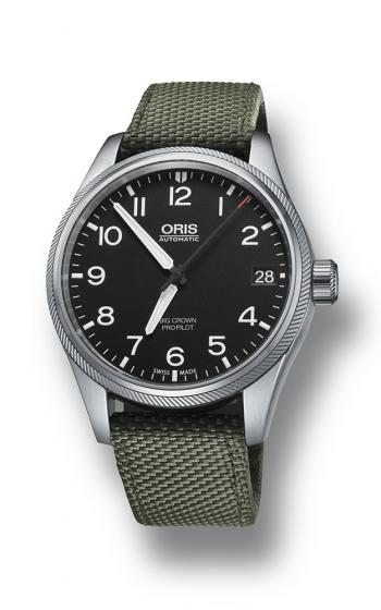 Oris Date Watch 01 751 7697 4164-07 5 20 14FC product image