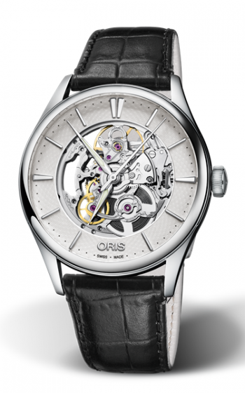 Oris Artelier Skeleton Watch 01 734 7721 4051-07 5 21 64FC product image