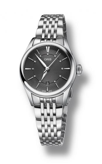 Oris Artelier Date Diamonds Watch 01 561 7722 4053-07 8 14 79 product image