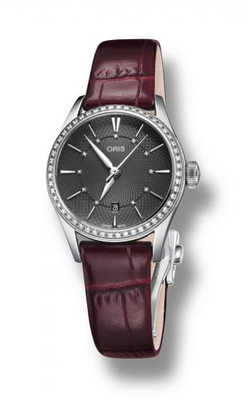 Oris Artelier Date Diamonds Watch 01 561 7722 4953-07 5 14 63FC product image
