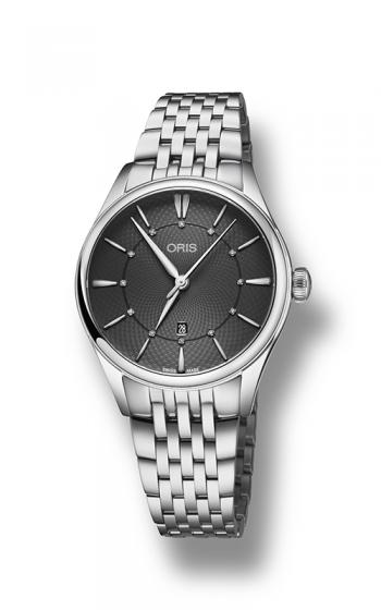 Oris Artelier Date Diamonds Watch 01 561 7724 4053-07 8 17 79 product image