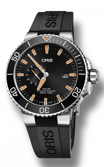 Oris Aquis Small Second, Date Watch 01 743 7733 4159-07 4 24 64EB product image