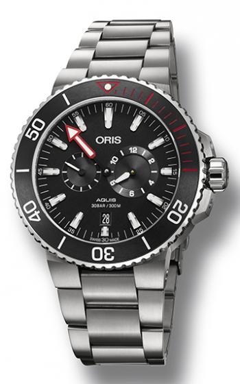 Oris Aquis Der Meistertaucher Watch 01 749 7734 7154-Set product image