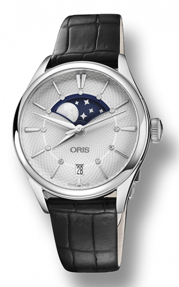 Oris Artelier Grande Lune Watch 01 763 7723 4051-07 5 18 64FC product image