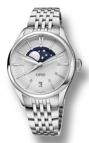 Oris Artelier Grande Lune Watch 01 763 7723 4051-07 8 18 79 product image