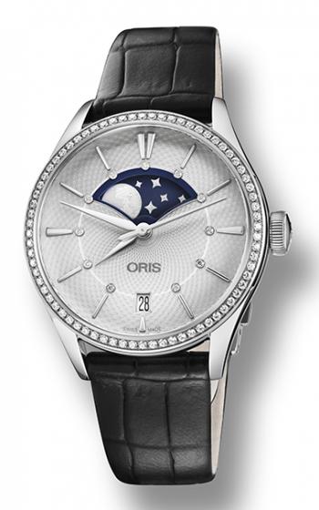 Oris Artelier Grande Lune Watch 01 763 7723 4951-07 5 18 64FC product image