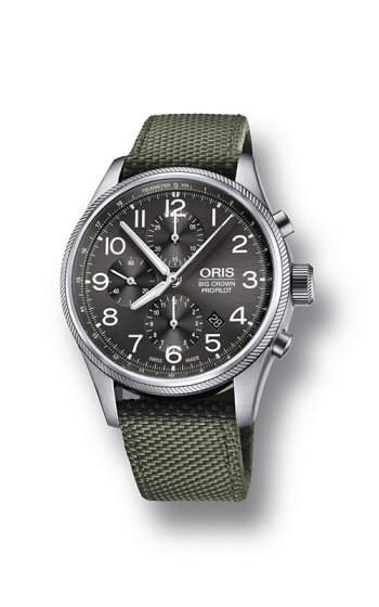 Oris Chronograph  Watch 01 774 7699 4063-07 5 22 14FC product image