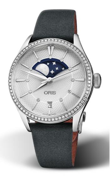 Oris Artelier Grande Lune Watch 01 763 7723 4951-07 5 18 34FC product image