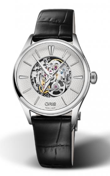 Oris Artelier Skeleton Watch 01 560 7724 4051-07 5 17 64FC product image