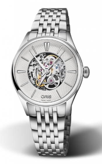 Oris Artelier Skeleton Watch 01 560 7724 4051-07 8 17 79 product image