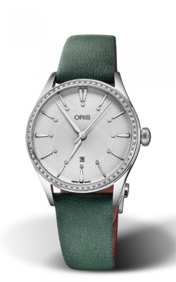 Oris Artelier Date Diamonds Watch 01 561 7724 4951-07 5 17 35FC product image