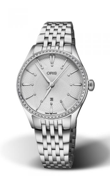 Oris Artelier Date Diamonds Watch 01 561 7724 4951-07 8 17 79 product image