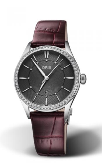 Oris Artelier Date Diamonds Watch 01 561 7724 4953-07 5 17 63FC product image