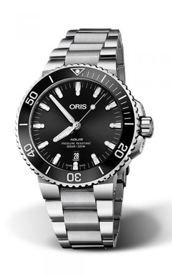 Oris Aquis Date Watch 01 733 7730 4134-07 8 24 05PEB product image