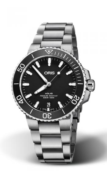 Oris Aquis Date Watch 01 733 7732 4124-07 8 21 05EB product image