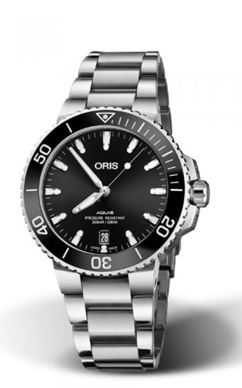 Oris Aquis Date Watch 01 733 7732 4134-07 8 21 05PEB product image
